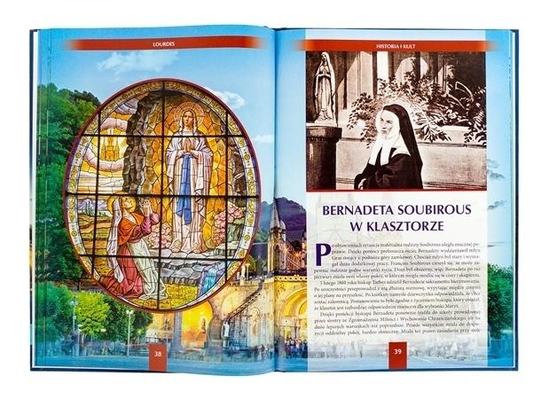 Bernadeta Soubirous w klasztorze - Lourdes. Historia i kult. 160 rocznica objawień