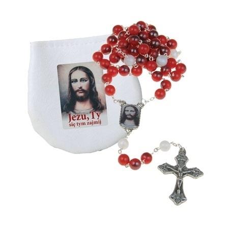 Różaniec - Jezu, Ty się tym zajmij  : Dewocjonalia