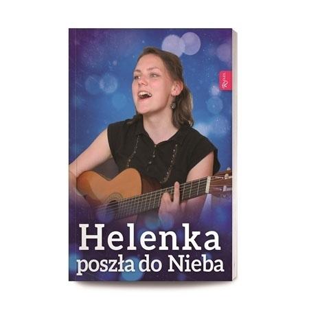 Helenka poszła do Nieba : Książka