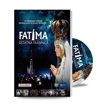 Fatima. Ostatnia tajemnica. Film DVD