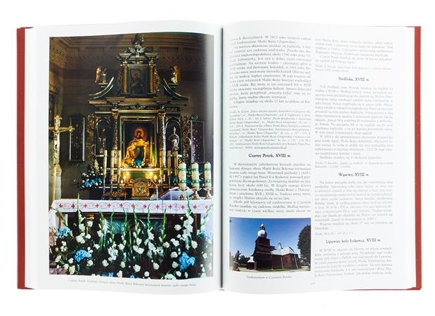 Wielka Księga Objawień Najświętszej Maryi Panny w Polsce - zawartość