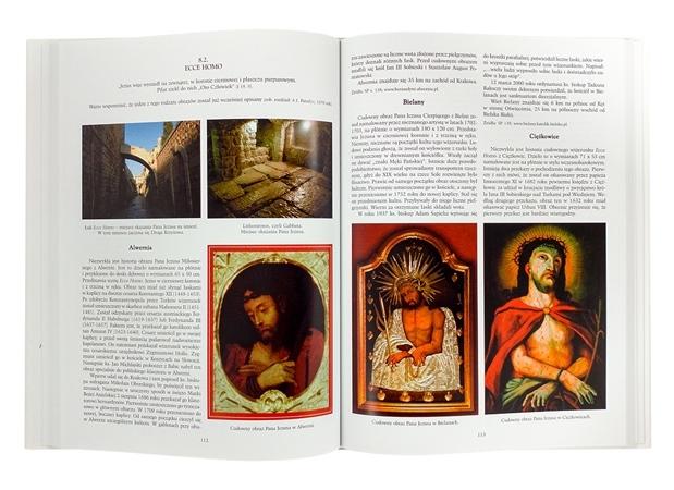 Wielka księga objawień i cudów Pana Jezusa w Polsce - zawartość
