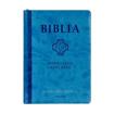 Biblia Pierwszego Kościoła - okładka w kolorze niebieskim
