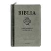 Biblia Pierwszego Kościoła - okładka w kolorze szarym