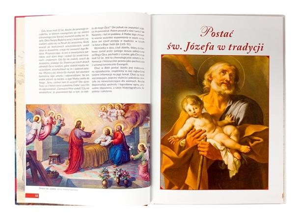 Święty Józef. Album - Postać Św. Józefa w tradycji