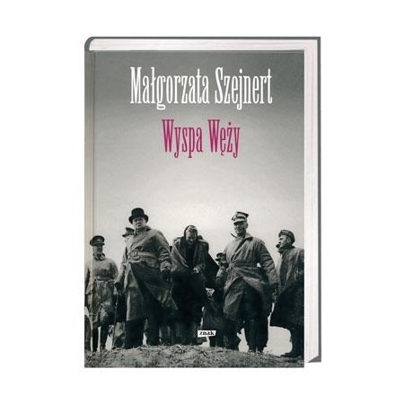 Wyspa Węży - Małgorzata Szejnert : Książka