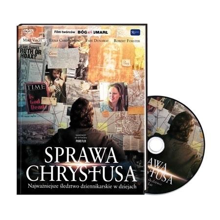 Sprawa Chrystusa. Film DVD