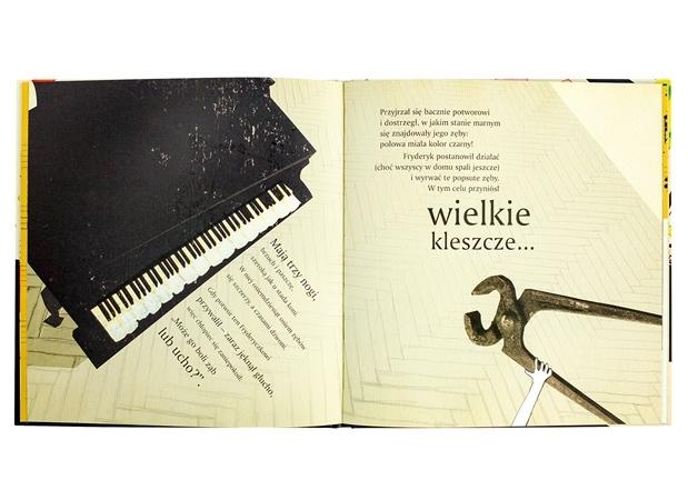 Mały Chopin - Michał Rusinek - zawartość