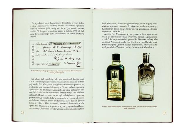 Balsam jerozolimski - zawartość
