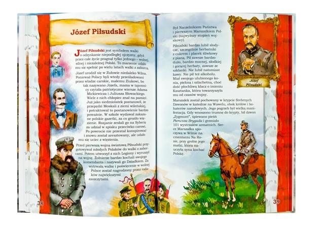 Kocham Polskę. Wydanie jubileuszowe - zawartość