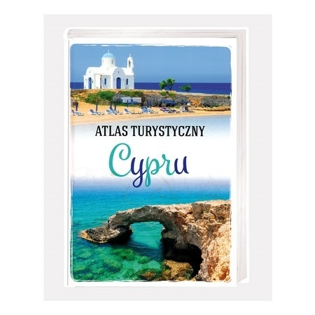 Atlas turystyczny Cypru - Anna Szaleńcowa