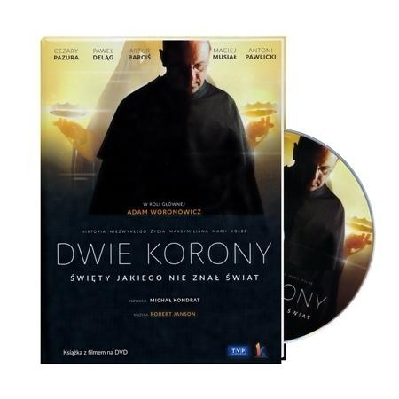 Dwie korony. Święty jakiego nie znał świat. Film DVD - reż. Michał Kondrat