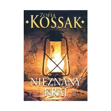 Nieznany kraj - Zofia Kossak : Książka