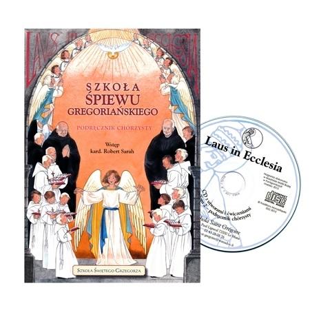 Szkoła śpiewu gregoriańskiego, cz. 2. Podręcznik chórzysty (z płytą CD)
