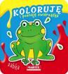 Żabka - Koloruję i poznaję zwierzątka