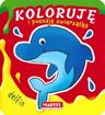 Delfin - Koloruję i poznaję zwierzątka