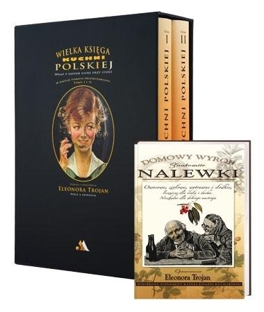 Wielka Księga Kuchni Polskiej plus książka Nalewki w prezencie!