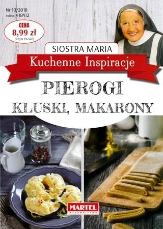 Pierogi, kluski, makarony. Kuchenne inspiracje siostry Marii - przepisy