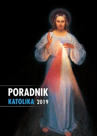 Poradnik katolika 2019 - Jezus Miłosierny  : Kalendarz