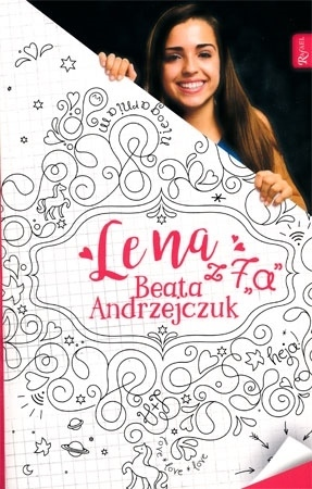 Lena z 7a - Beata Andrzejczuk : Książka