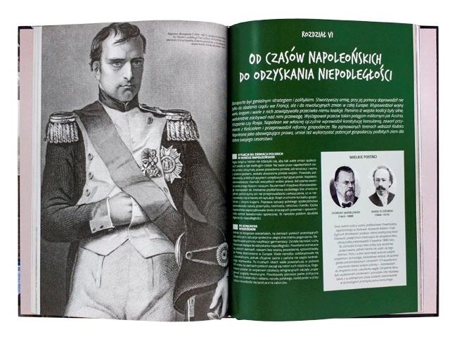 Napoleon Bonaparte i czasy napoleńskie - Atlas historii polski