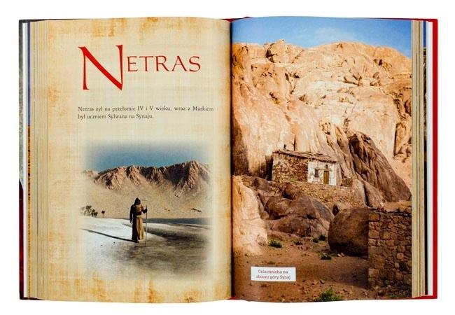 Netras - Ojcowie pustyni. Album