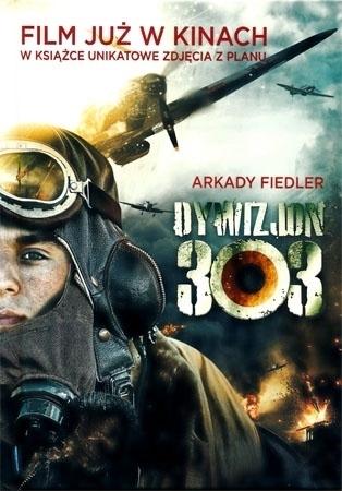 Dywizjon 303. Wersja filmowa - Arkady Fiedler