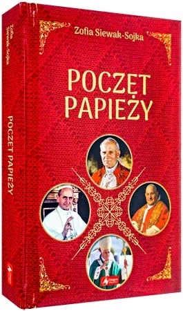 Poczet papieży - Zofia Siewak-Sojka