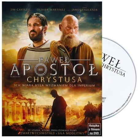 Paweł. Apostoł Chrystusa. Film DVD