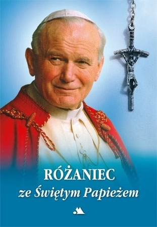 Różaniec ze Świętym Papieżem : Modlitewnik