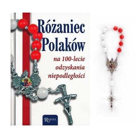 Różaniec Polaków na 100-lecie odzyskania niepodległości. Koronka w prezencie