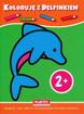 Koloruję 2+ z delfinkiem