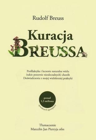 Kuracja Breussa - Rudolf Breuss : Poradnik