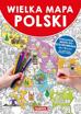 Wielka mapa Polski : Kolorowanki : Dla dzieci