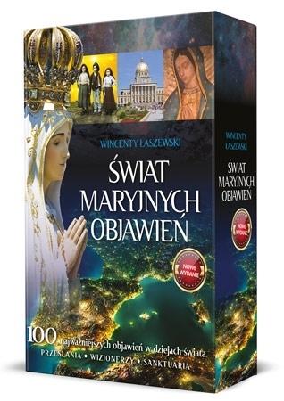 Świat Maryjnych objawień - Wincenty Łaszewski : Album w etui