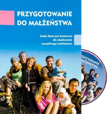 Przygotowanie do małżeństwa. Książka z płytą CD - Bp Radosław Zmitrowicz OMI : Poradnik