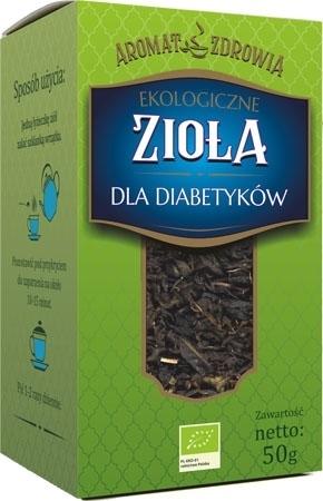 Zioła dla diabetyków (sypane) 50g