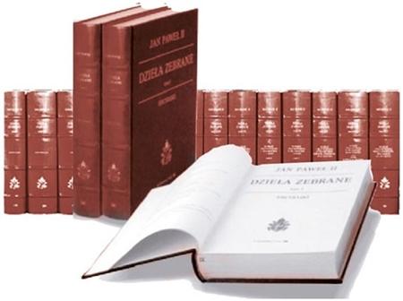Dzieła Zebrane. Jan Paweł II. Komplet 16 tomów