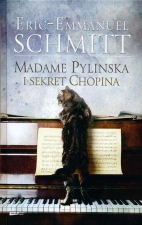 Madame Pylinska i sekret Chopina - Éric-Emmanuel Schmitt : Autobiografia