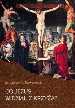Co Jezus widział z krzyża? - ks. Wiesław Al. Niewęgłowski : Poradnik duchowy