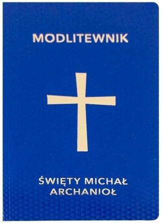 Modlitewnik święty Michał Archanioł