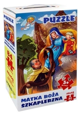 Puzzle Matka Boża Szkaplerzna : Dla dzieci