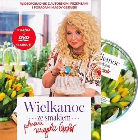 Wielkanoc ze smakiem DVD - Magda Gessler : Przepisy z filmem