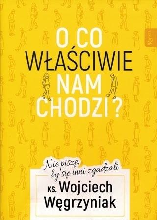 O co właściwie nam chodzi - ks. Wojciech Węgrzyniak : Poradnik duchowy