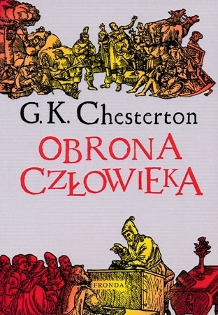 Obrona człowieka - Gilbert K. Chesterton