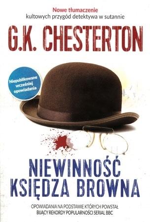 Niewinność księdza Browna - G. K. Chesterton : Powieść