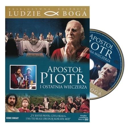 Apostoł Piotr i Ostatnia Wieczerza. Film DVD