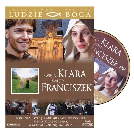 Święta Klara i święty Franciszek. Film DVD