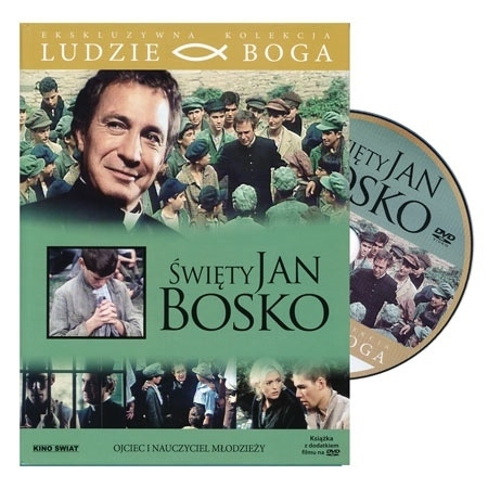Św. Jan Bosko. Film DVD