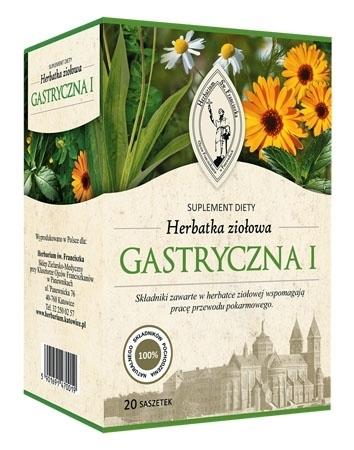 Herbatka ziołowa gastryczna I, 100 g (fix)